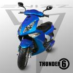 Thunder 6 electric motorbike