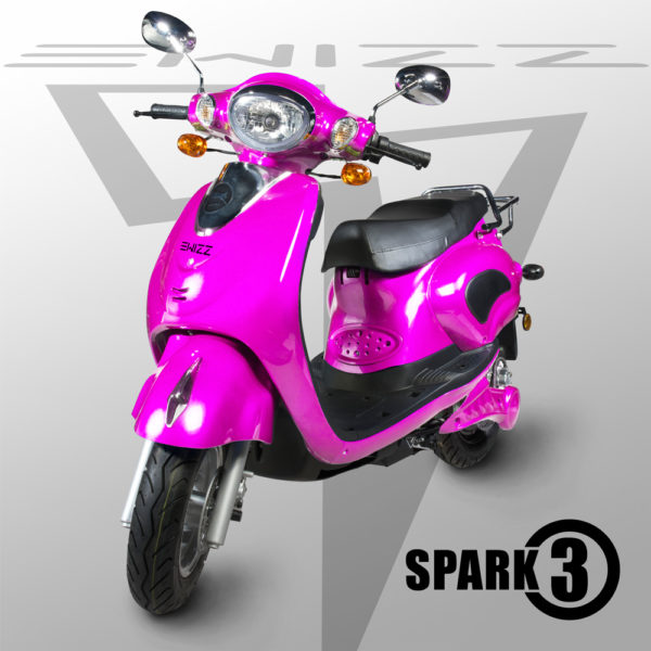 Spark 3 electric scooter